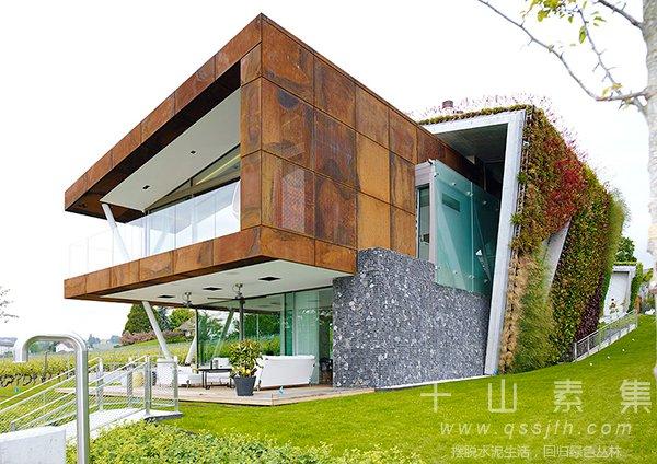 建筑植物墙