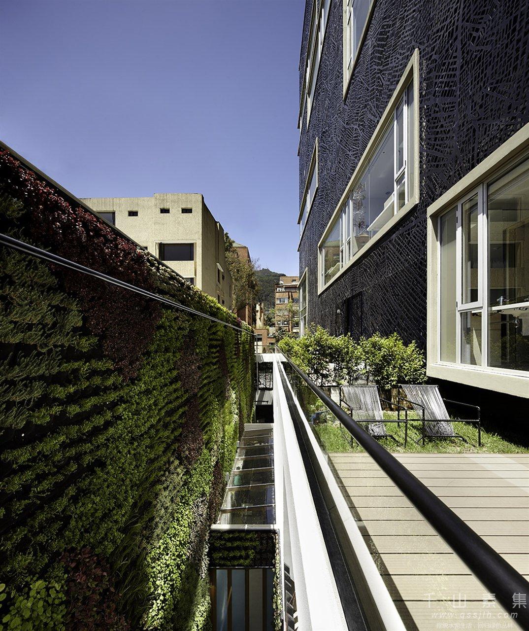酒店植物墙,植物墙景观,植物墙设计