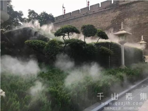 城市立体绿化